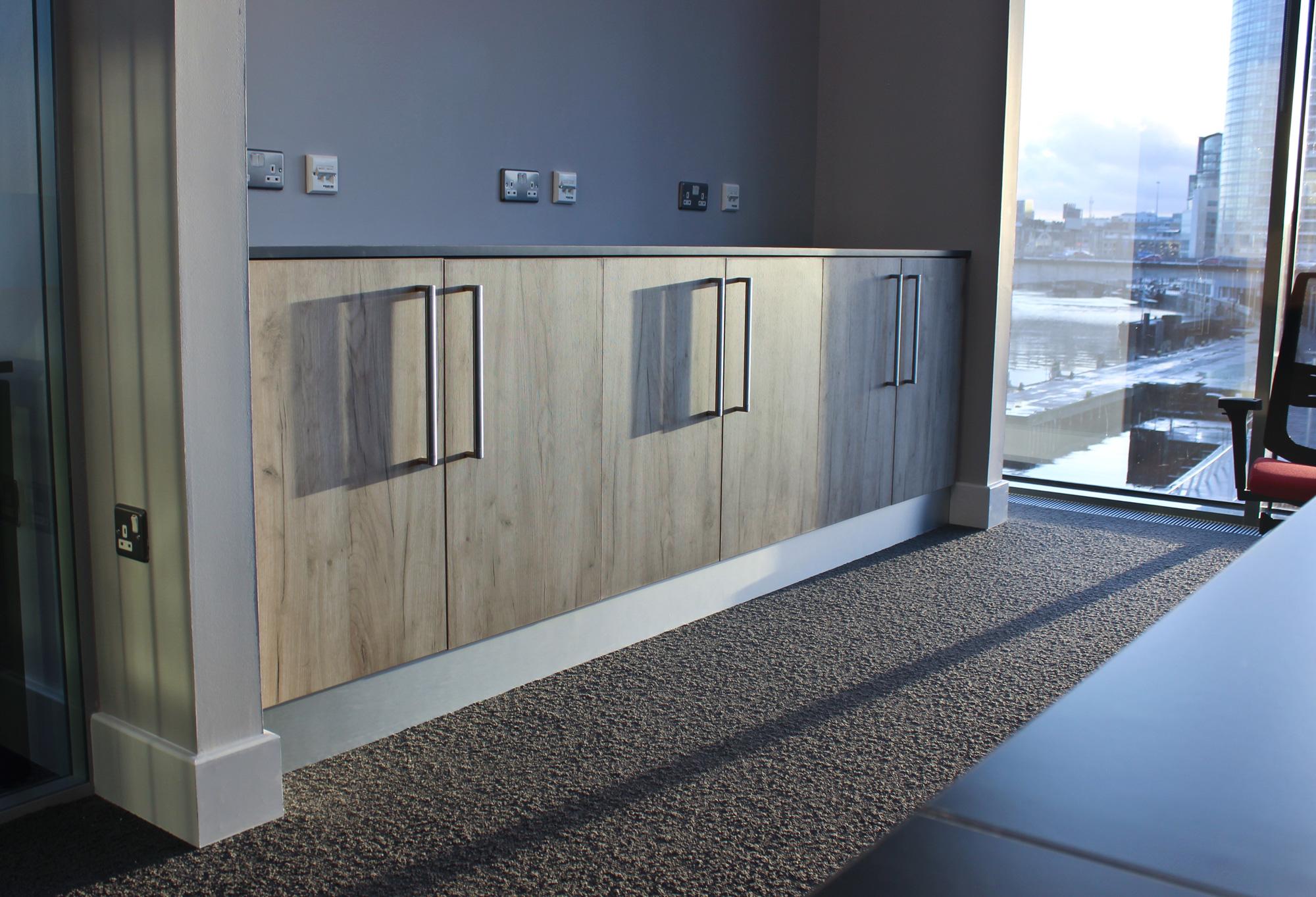 Belfast Commerical Interior Design Fitout