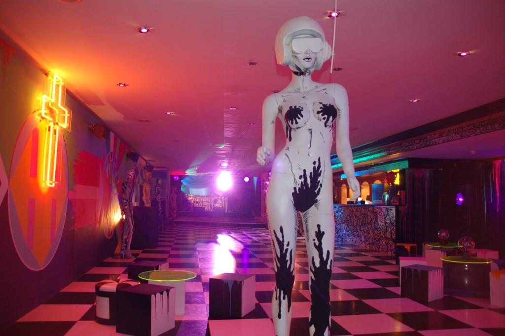 MTV VMAs - Event - Fit-Out