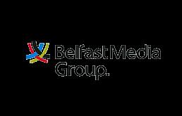 DesignCo Client Belfast Media Group logo