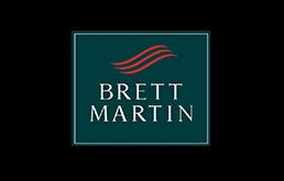 DesignCo Client Brett Martin logo