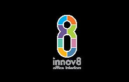 DesignCo Client Innov8 logo