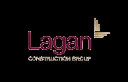 DesignCo Client Lagan Construction Group logo